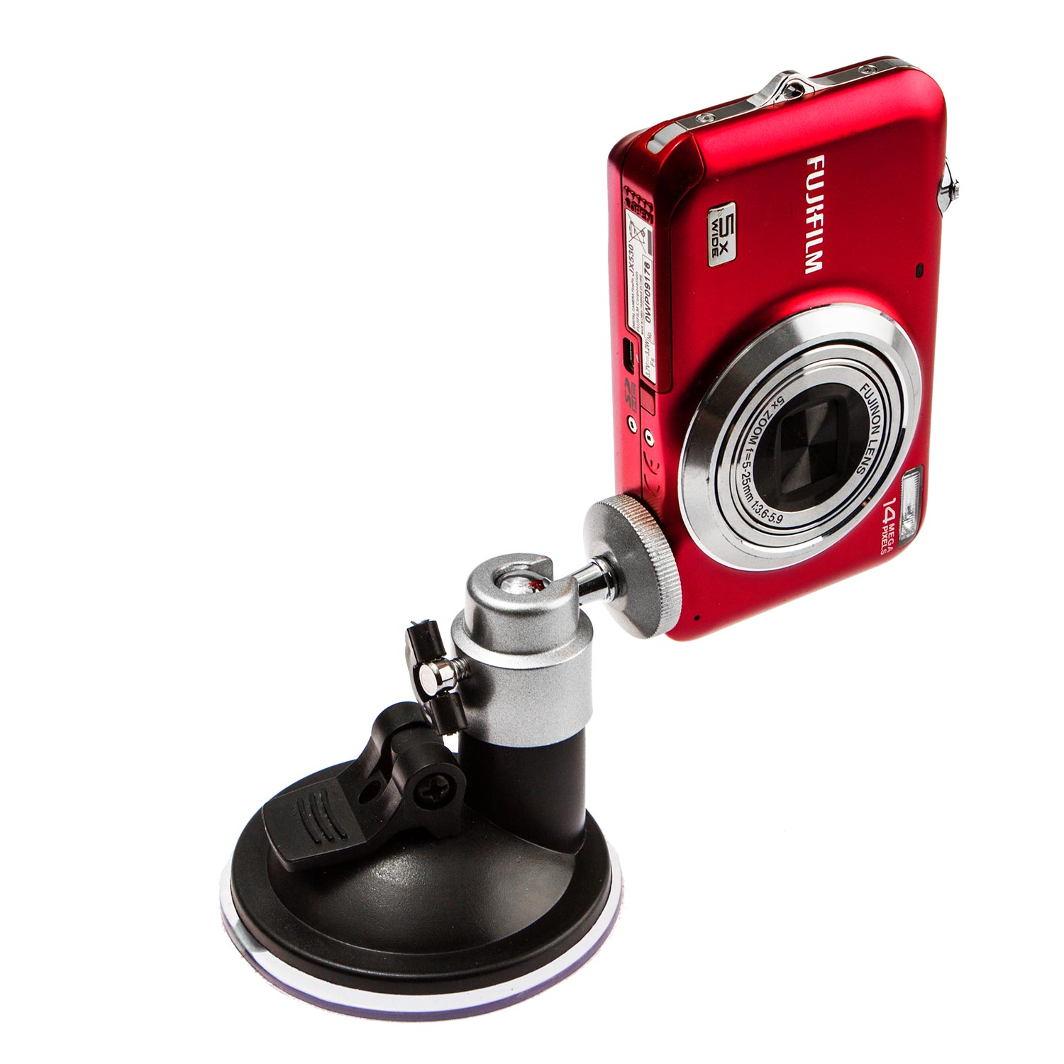 7dayshop Tripods  Camcorder Compact Camera Action Suction Cup Mount
