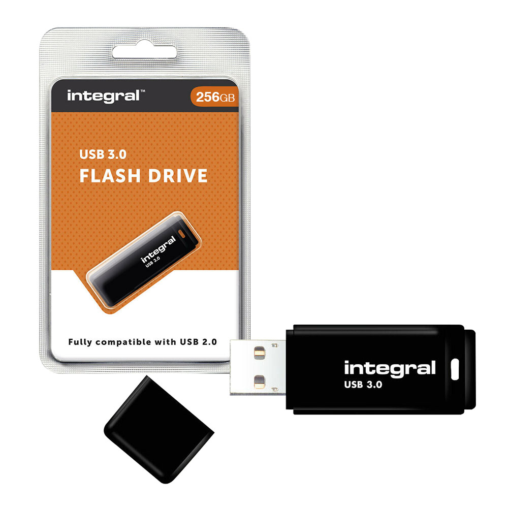 Integral USB...