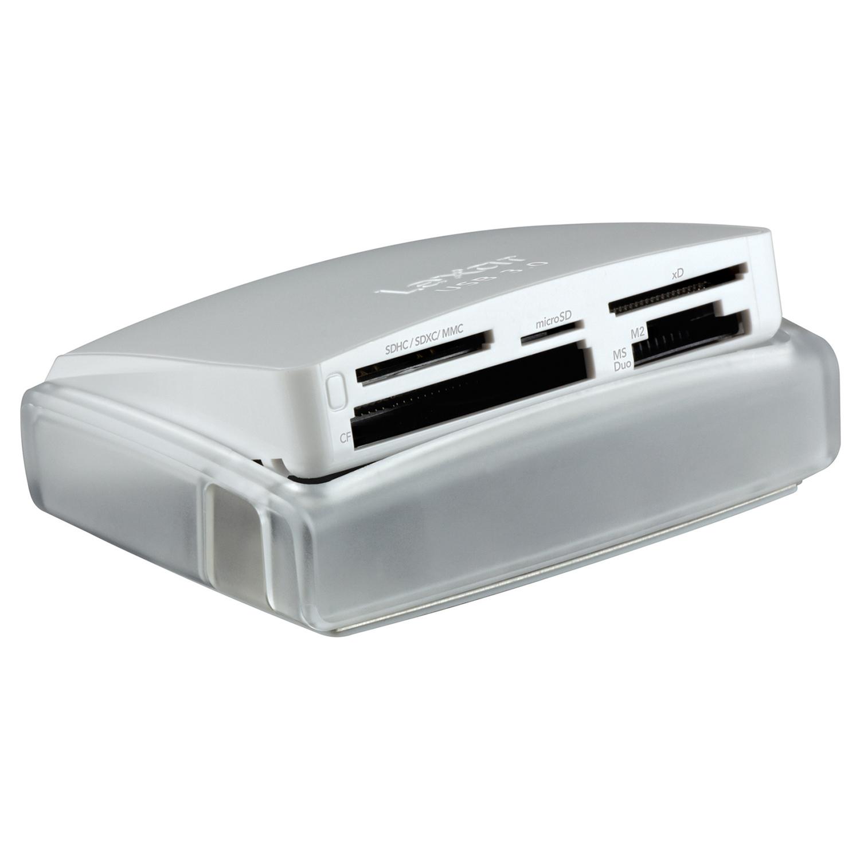 Lexar MultiCard 25in1 USB 3.0 Reader  CF  SDHC  SDXC  microSDHC  MS  xD