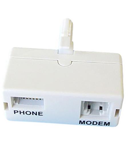 Dynamode Microfilter & Splitter for ADSL Lines