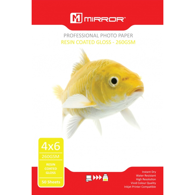 6x4 photo paper cheapest 100 sheets 6x4 180gsm glossy photo paper plus extra 5 sheets: high gloss white and waterproof photo paper, compatible with inkjet and photo printers by go inkjet.
