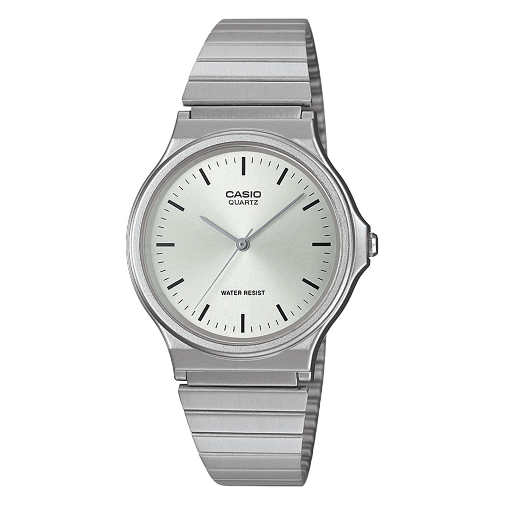 CASIO Unisex Adult Analogue Quartz Watch MQ-24D-7EEF