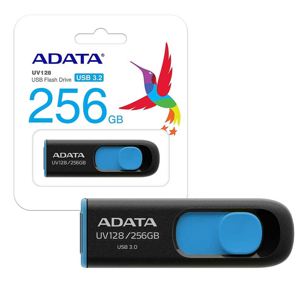 ADATA USB 3.2 Memory Pen UV128 - 256GB