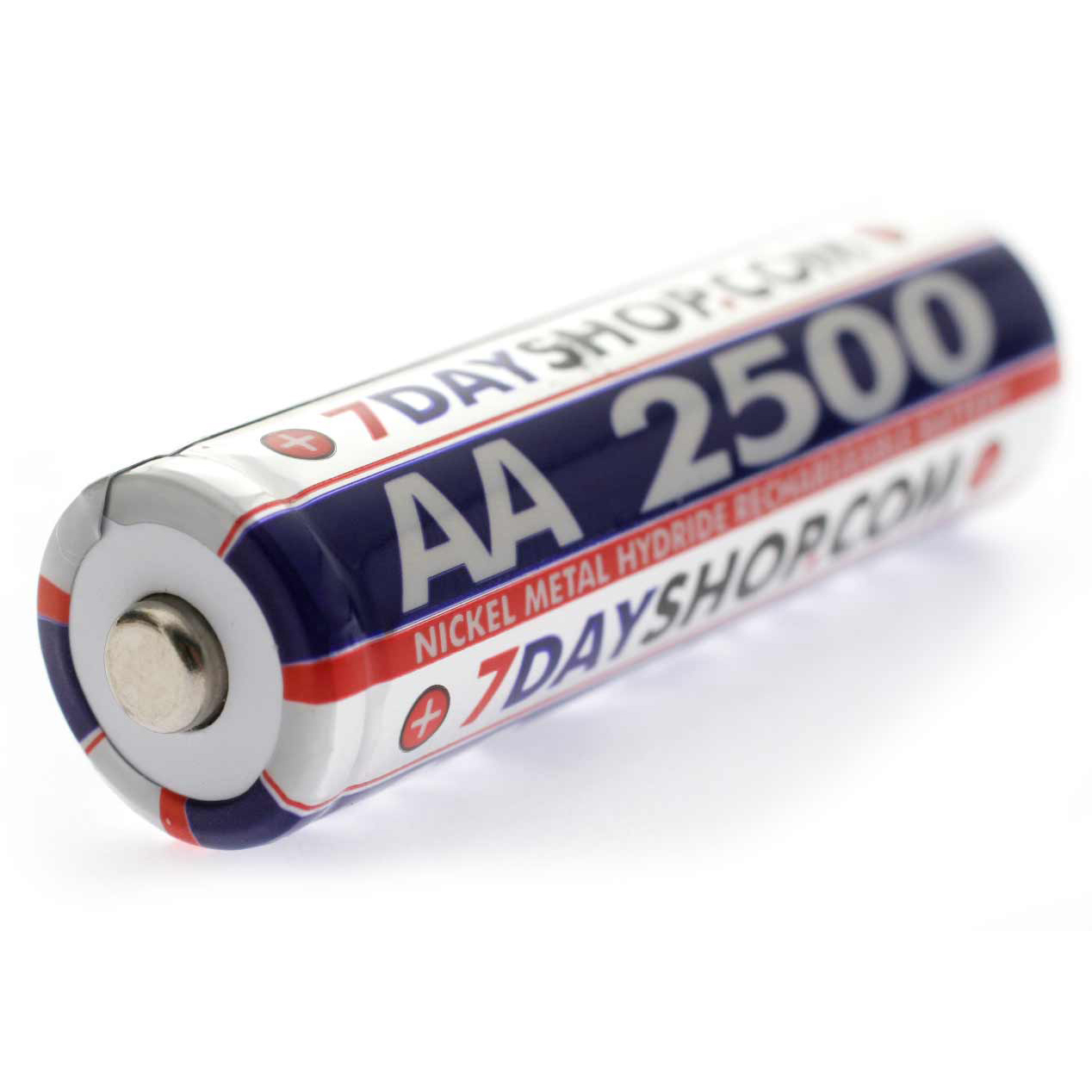 7dayshop nimh rechargeable batteries aa aaa c cell d for Pilas recargables aa