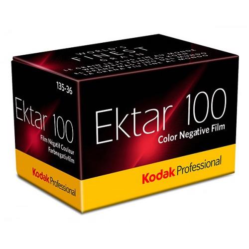 Kodak Professional Ektar 100  13536  Colour Negative Print Film