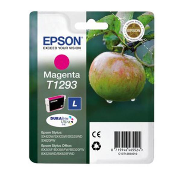 Epson Original T1293 Apple Ink Cartridge 7ml Magenta