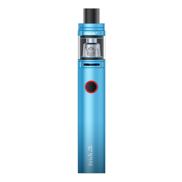 Compare retail prices of ***EOL***SMOK Stick V8 Baby Ultra Compact E-Cigarette Starter Kit - Baby Blue to get the best deal online