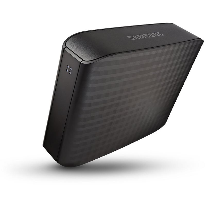 Samsung D3 Station 3.5 USB 3.0 Desktop External Hard Drive  2TB  Black