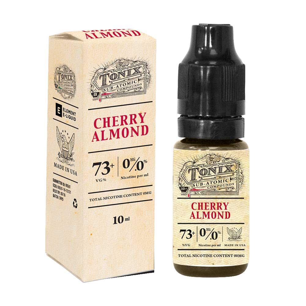 Compare prices for Element Tonix E-liquid Cherry Almond Dripper 10ml - 6mg Nicotine