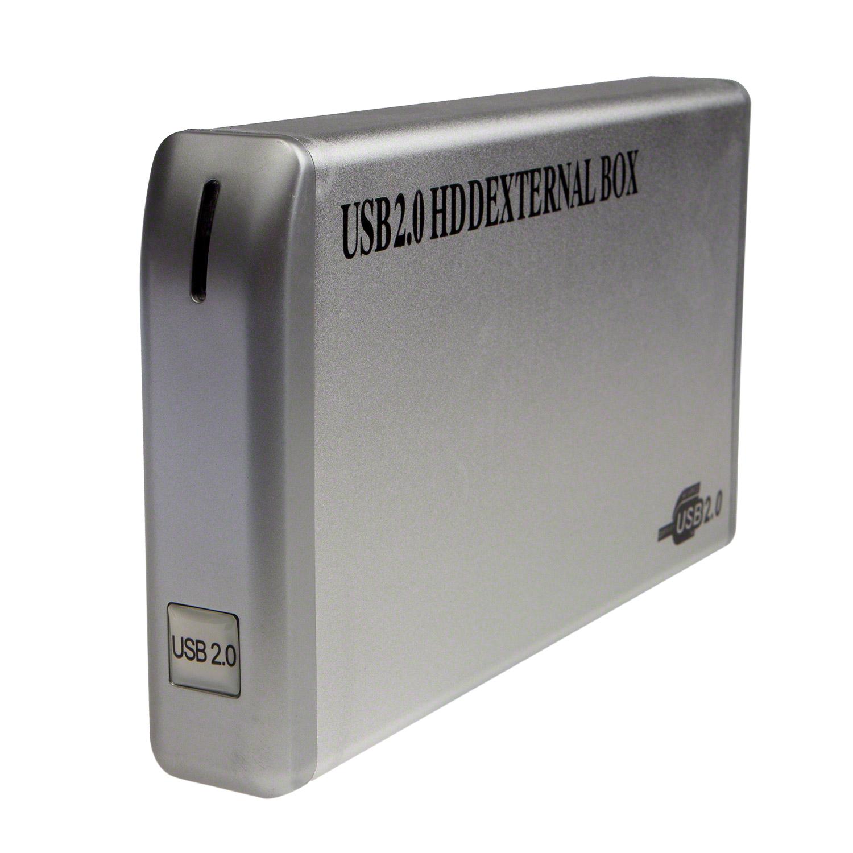 Dynamode 3.5 SATA  IDE to USB 2.0 External Hard Drive Enclosure  USBHD3.5SI1A