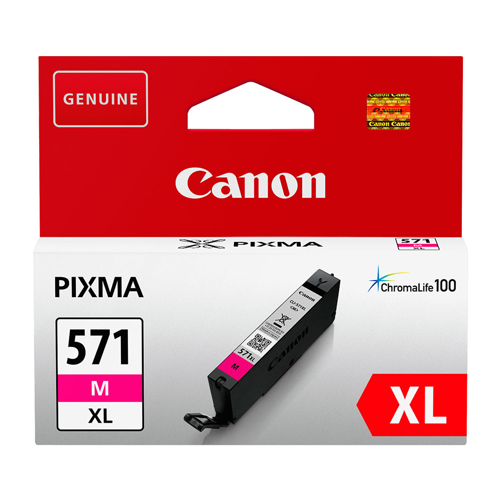 Canon Original CLI-571 XL M Ink Cartridge Magenta