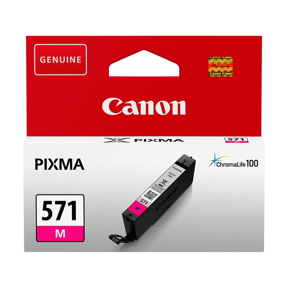 Canon Original CLI-571M Ink Cartridge Magenta