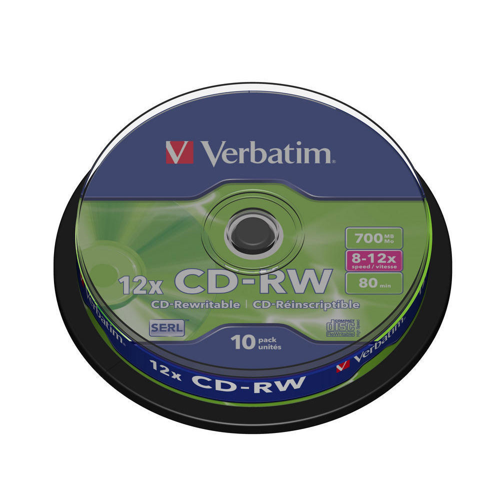 How to re write a cd-rw disc