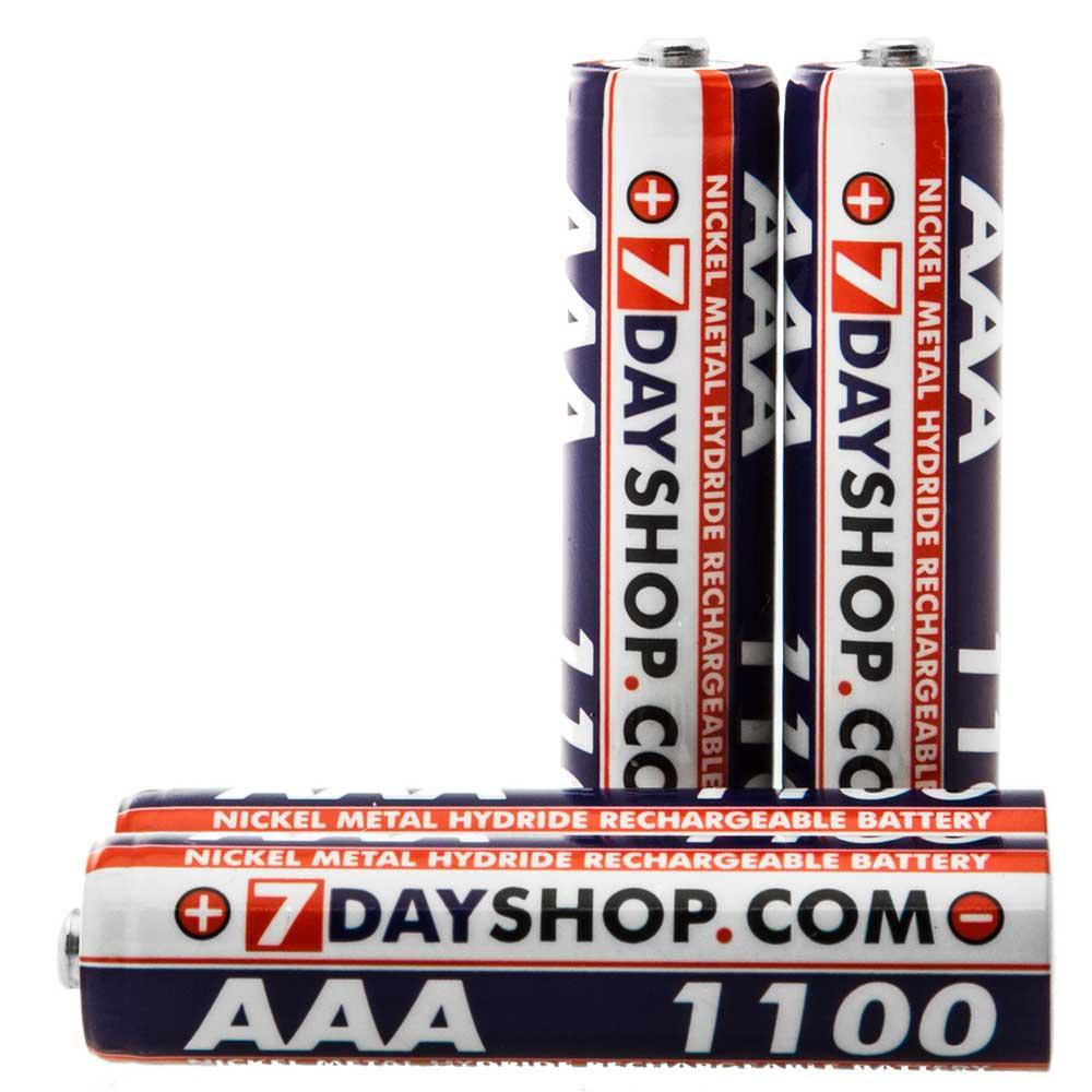 4x aaa 7dayshop 1100mah rechargeable batteries lr03 hr03 dect cordless phone ebay. Black Bedroom Furniture Sets. Home Design Ideas