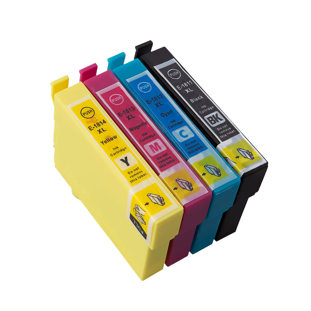 Non-OEM T1816 Ink Cartridge Multipack for Epson Expression ...