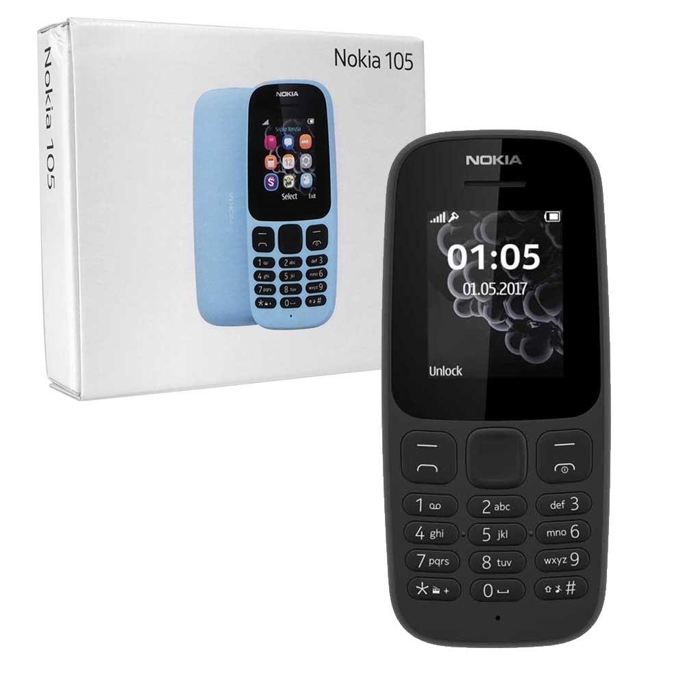 Nokia 105 Unlocked Sim Free Mobile Phone