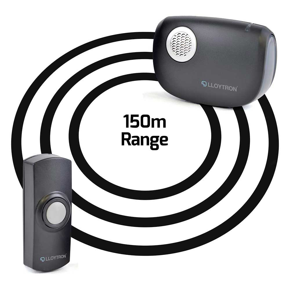how to set up my kosee battery portable doorbell