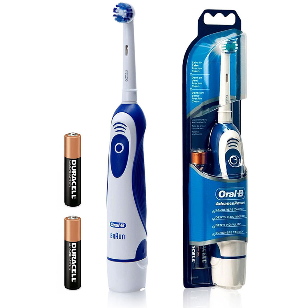 oral b advance power 400 db4010 electric toothbrush. Black Bedroom Furniture Sets. Home Design Ideas
