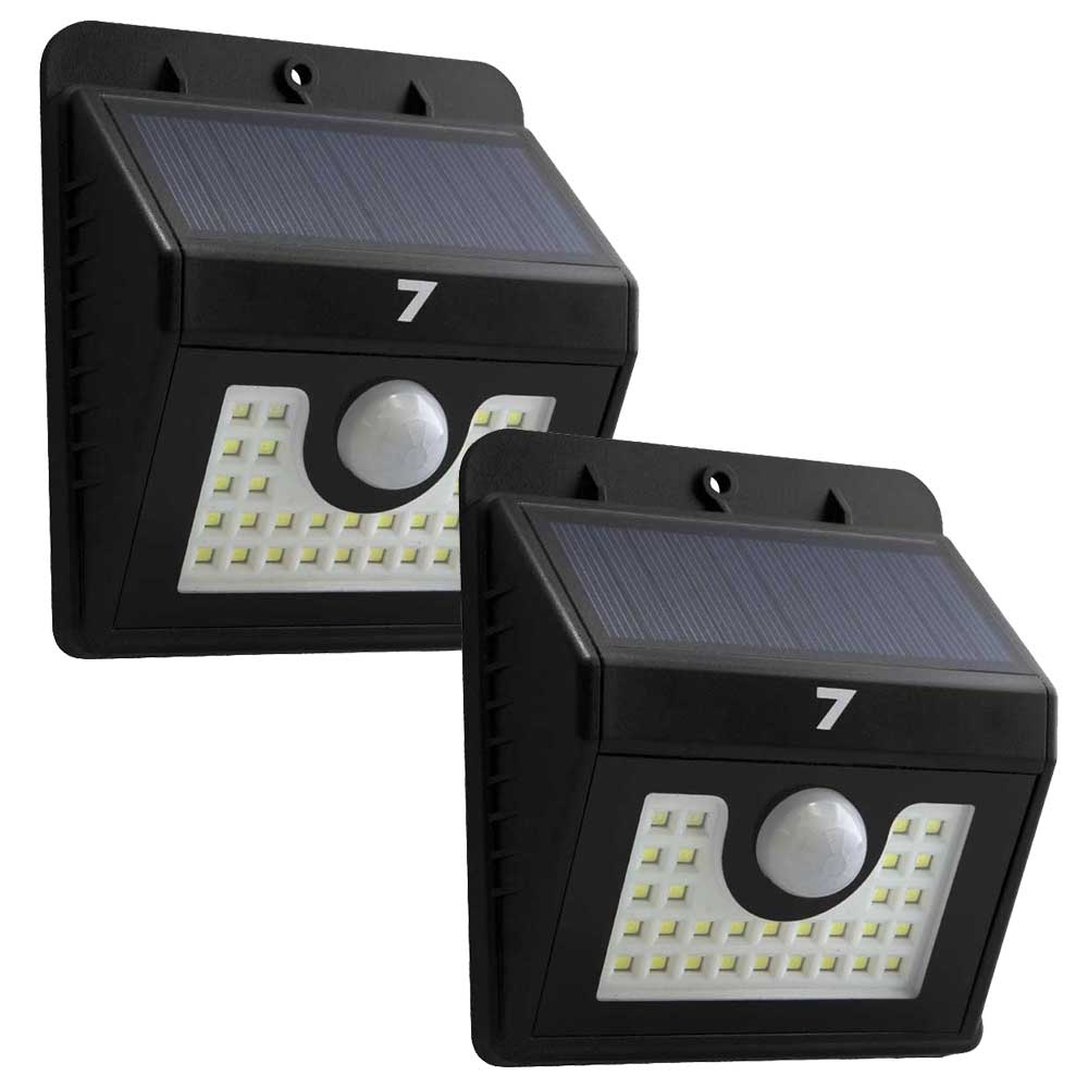 Compare prices for 30 LED Solar Outdoor Garden Waterproof Light with Motion Sensor. Li-Ion 18650 Batteries - 2 Pack