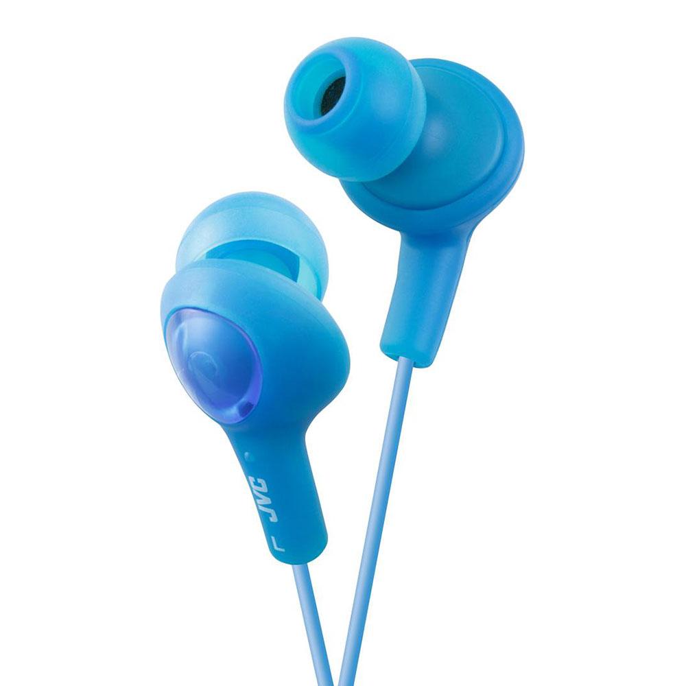 Jvc gumy earbuds blue - jvc earbuds ha-fx9bt