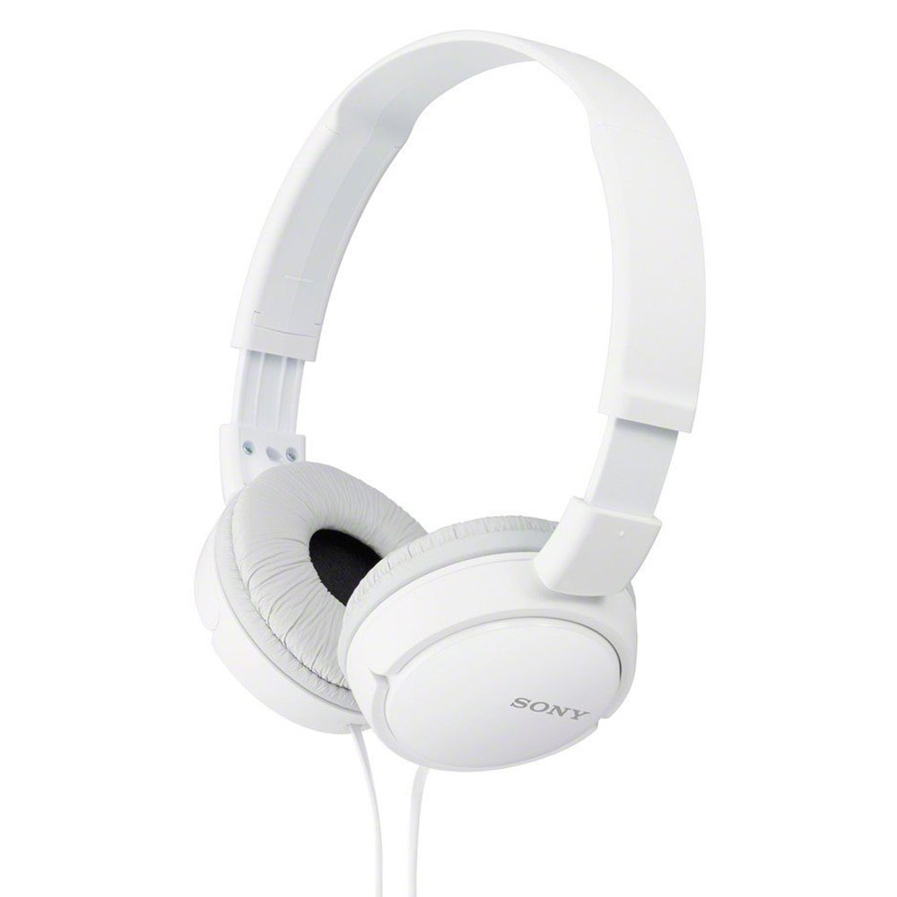 NEW-Sony-MDR-ZX110-Stereo-Monitor-Over-Head-Headphones thumbnail 7