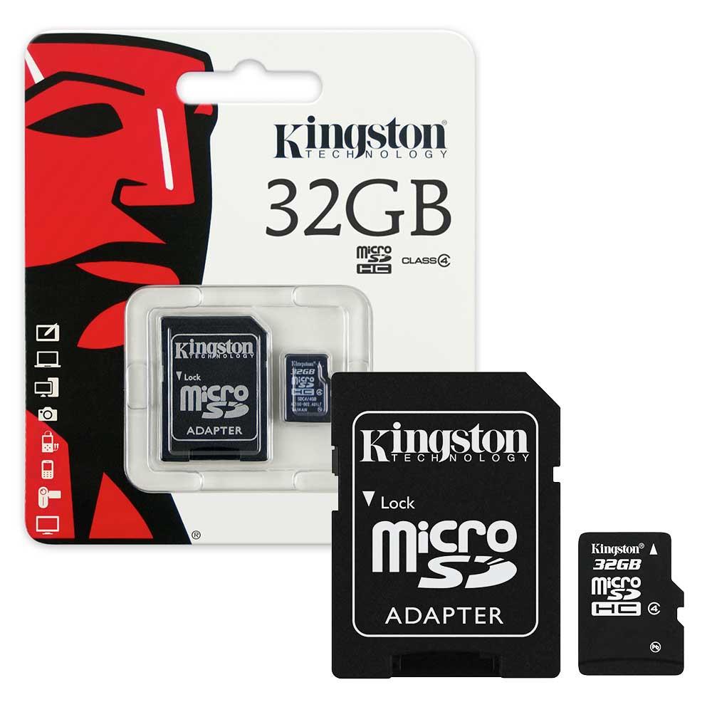 SDHC Kingston 16Gb Class10 G2 Video (SD10VG2/16GB)