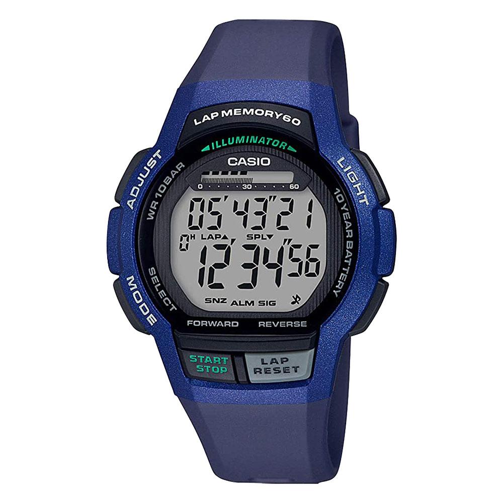 Casio LCD Digital Watch SPORT Chrono WS-1000H-2AVEF